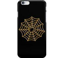 Halloween Spider Web iPhone Case/Skin