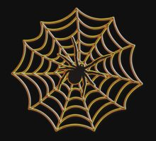 Halloween Spider Web by HolidayT-Shirts