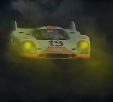 917 Power and Bravery by Lightrace