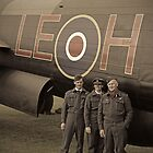 Bomber Boys And Girls - Just Jane by Colin J Williams Photography