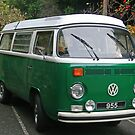 VW T2 Bay by RedHillDigital