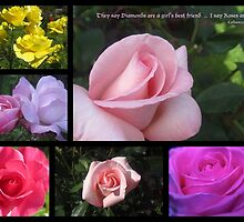ROSE COLLAGE by Colleen2012