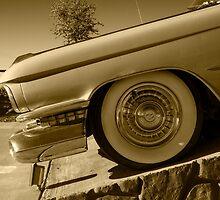 Cadillac Wheel  by Rob Hawkins