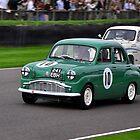 Historic Motor Racing by Tony Dewey
