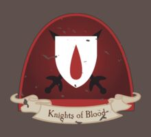 Knights of Blood - Chapter - Warhammer by moombax