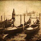 Venice Postcard by Jessica Jenney