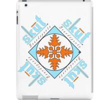 Combo Gulf Logo iPad Case/Skin