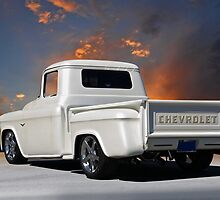 1956 Chevrolet Custom Pickup 2 by DaveKoontz