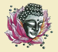 Decap Lotus Buddha  T-Shirt