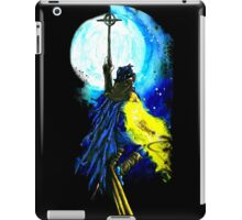 Raziel atop a steeple iPad Case/Skin