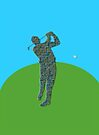 Golf Text by Andrew Bret Wallis