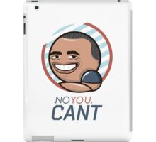 BO Sarcasm iPad Case/Skin