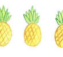 Pineapple by princesscareee