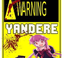 Warning : Yandere by AnchorPaint