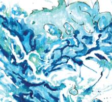 Vaporeon's Whirlpool Sticker