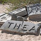 Theater In The Sand by phil decocco