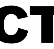 Connecticut CT Euro Oval Sticker