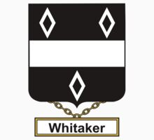 Whitaker Coat of Arms (English) by coatsofarms
