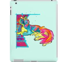 space lava kool aid cat iPad Case/Skin
