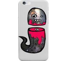 quicksilver slug iPhone Case/Skin