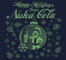 Nuka Cola Christmas by GreenHRNET
