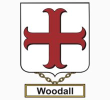 Woodall Coat of Arms (English) by coatsofarms