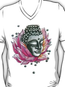 Decap Lotus Buddha (Rerelease) T-Shirt