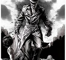Rorschach by DcGOutlaw