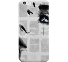 never know iPhone Case/Skin