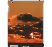 Sundown at Portreath, iPad Case/Skin