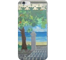 Stacy's Hillsview Guesthouse-1966-Montego Bay iPhone Case/Skin