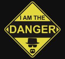 I am the danger BB T shirts by Sevetheapeman
