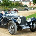 Boys Own   (1934 Triumph Dolomite 8C SS Corsica Roadster)  by MarcW