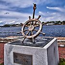 Memorial by Adam Northam