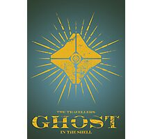 Destiny - Distressed Travellers Ghost in the Shell Photographic Print