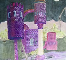 Bastion of Solitude—Towers of Night by Christopher Hinson