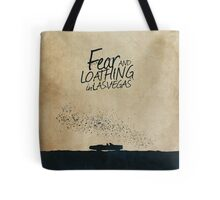 Fear and Loathing in Las Vegas minimalist movie poster Tote Bag