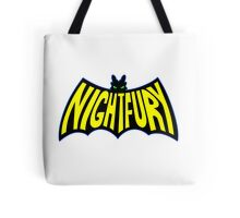 Na Na Na Na Nightfury Tote Bag