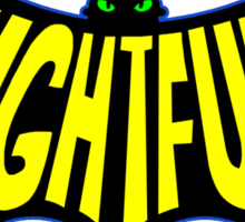 Na Na Na Na Nightfury Sticker