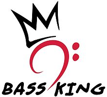 Bass King by chrisbears