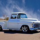 1956 Chevrolet Custom Pickup 6 by DaveKoontz