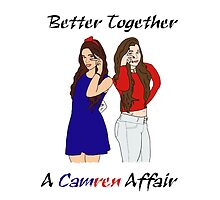 Better Together - A Camren Affair by TayloredHearts