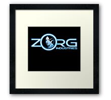 ZORG Industries Framed Print