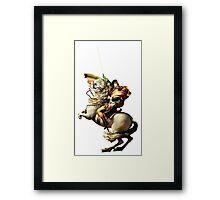 Star wars Napoleon Framed Print