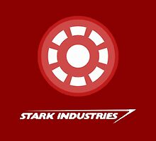 Stark Industries - Ironman by Mellark90