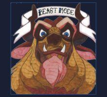 Disney's Beast - Beast Mode by mfpmalec