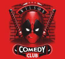Comedy Club by MitchLudwig