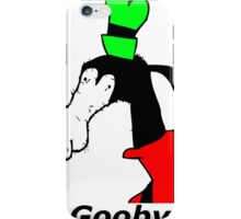 Gooby pls iPhone Case/Skin