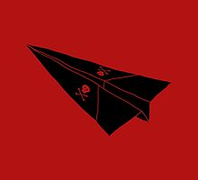 Paper Airplane 36 by YoPedro