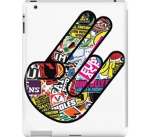 JDM shocker iPad Case/Skin